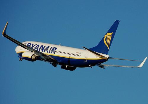 Ryanair, tanie loty krajowe