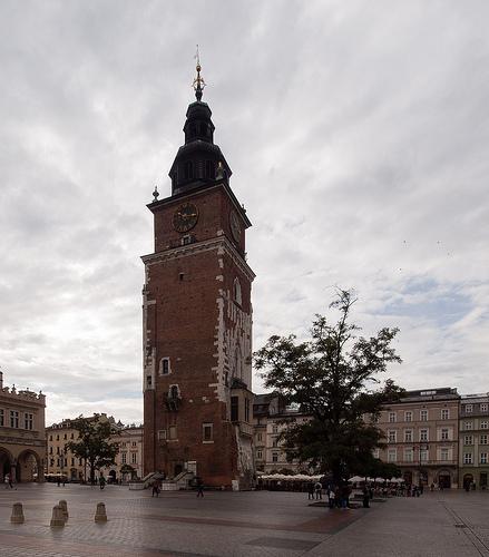 Wieża Ratuszowa, Kraków