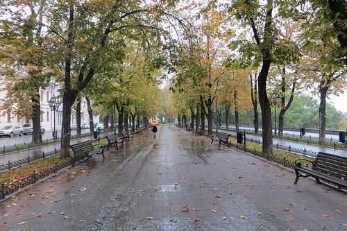 Zwiedzanie Odessy