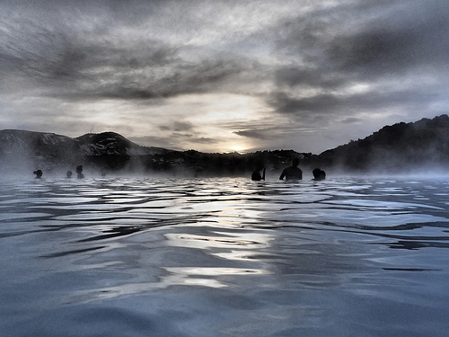 Islandia, Niebieska Laguna