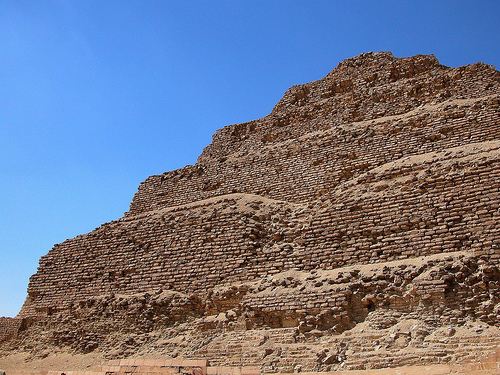 Egipt - piramida