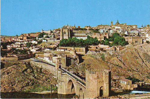 Hiszpania, Toledo