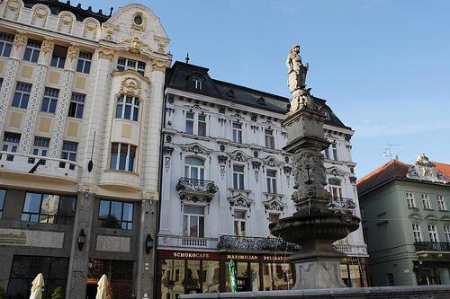 Bratysława - atrakcje