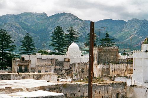 Maroko - zwiedzanie