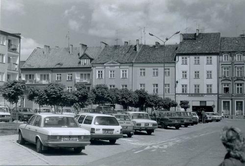 Bartoszyce, Stary Rynek