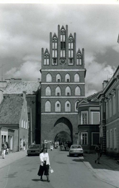 Brama Lidzbarska, Bartoszyce