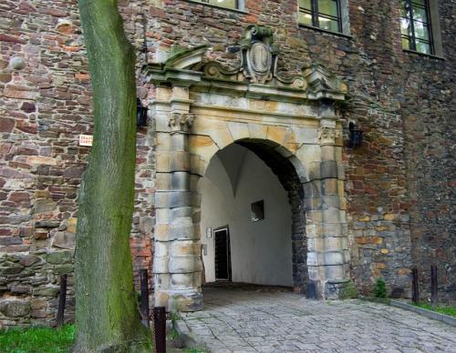 Toszek - zamek