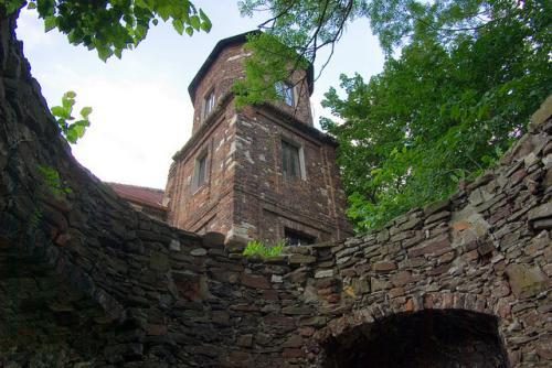 zamek toszecki