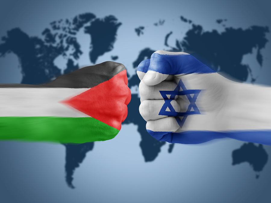 Israel X Palestine