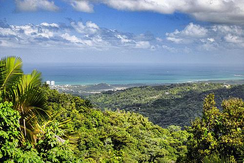 Portoryko - widok