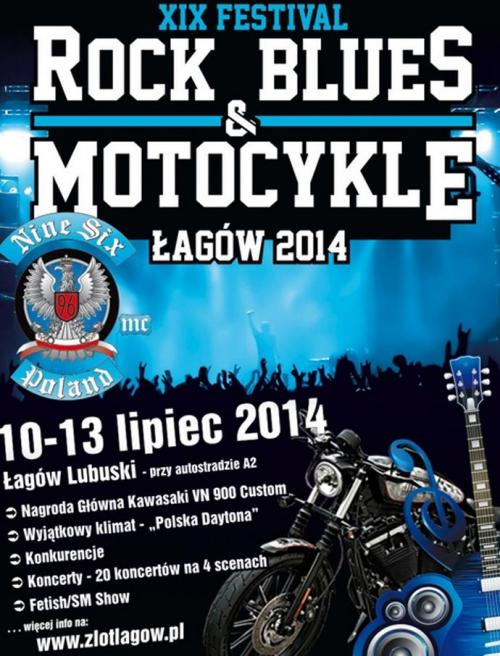 rock, blues i motocykle