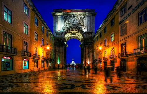 Lizbona - atrakcje