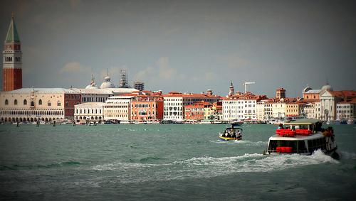 Wenecja, widok
