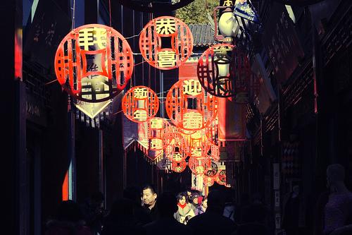 zwiedzanie Szanghaju