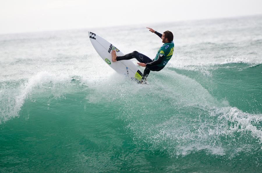 Jak surfować to tylko w Portugalii