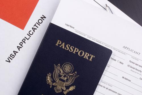 paszport i wiza