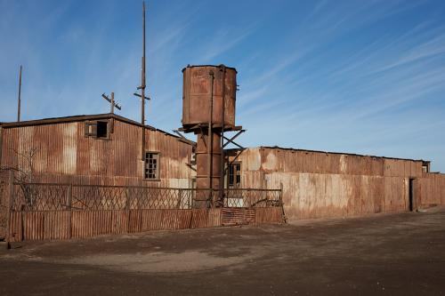 teren industrialny